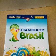 Álbum de fútbol completo: ALBUM COMPLETO FIFA WORLD CUP BRASIL 2014, EN PERFECTO ESTADO.. Lote 162681630