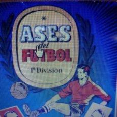 Álbum de fútbol completo: ASES DEL FUTBOL(FACSIMIL) 1ª DIVISIÓN 1944-1945, 44-45 - EDITORIAL BRUGUERA . Lote 163000910