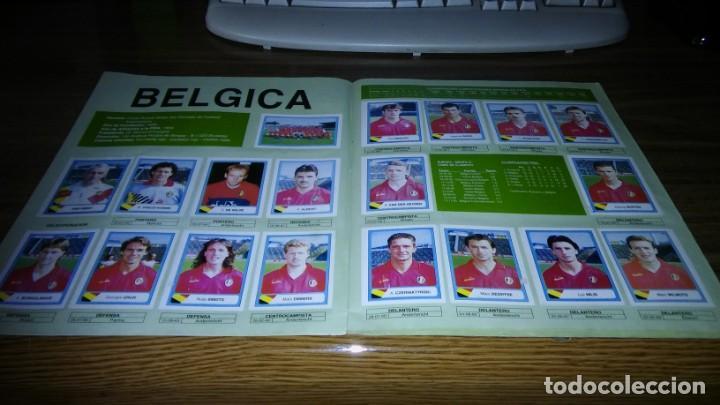 Álbum de fútbol completo: ALBUM CAMPEONATO MUNDIAL DE FÚTBOL USA 94 (EDICIONES ESTADIO) - COMPLETO (445 CROMOS) - Foto 5 - 163716986