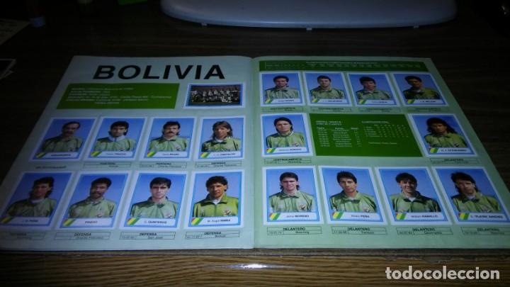 Álbum de fútbol completo: ALBUM CAMPEONATO MUNDIAL DE FÚTBOL USA 94 (EDICIONES ESTADIO) - COMPLETO (445 CROMOS) - Foto 6 - 163716986