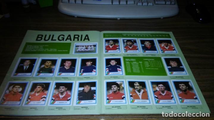 Álbum de fútbol completo: ALBUM CAMPEONATO MUNDIAL DE FÚTBOL USA 94 (EDICIONES ESTADIO) - COMPLETO (445 CROMOS) - Foto 8 - 163716986