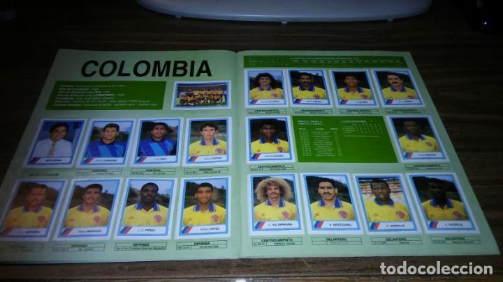 Álbum de fútbol completo: ALBUM CAMPEONATO MUNDIAL DE FÚTBOL USA 94 (EDICIONES ESTADIO) - COMPLETO (445 CROMOS) - Foto 9 - 163716986
