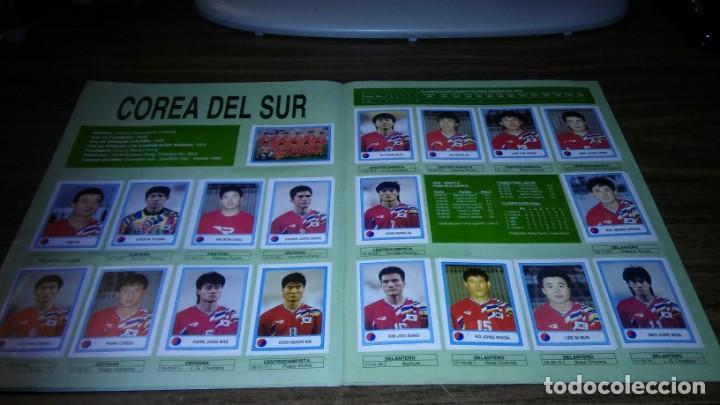 Álbum de fútbol completo: ALBUM CAMPEONATO MUNDIAL DE FÚTBOL USA 94 (EDICIONES ESTADIO) - COMPLETO (445 CROMOS) - Foto 10 - 163716986