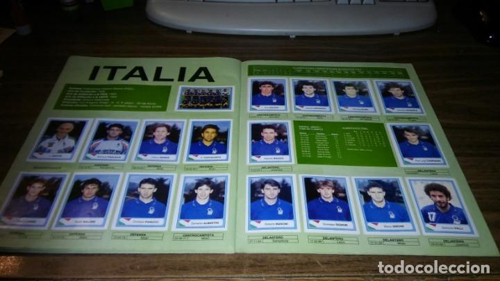 Álbum de fútbol completo: ALBUM CAMPEONATO MUNDIAL DE FÚTBOL USA 94 (EDICIONES ESTADIO) - COMPLETO (445 CROMOS) - Foto 16 - 163716986