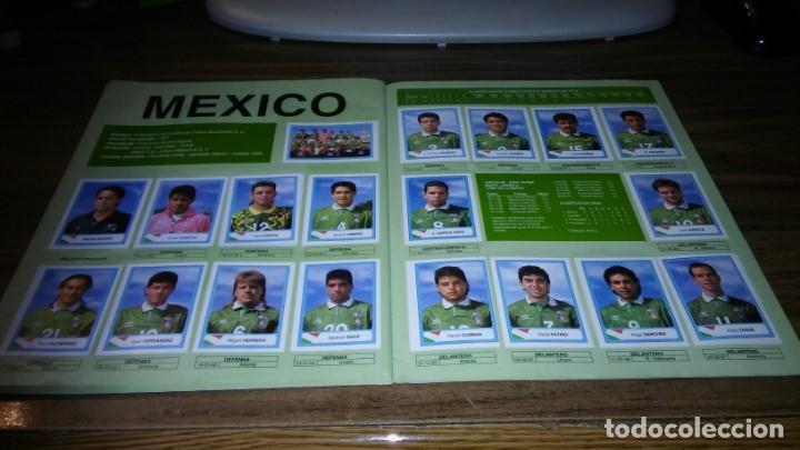 Álbum de fútbol completo: ALBUM CAMPEONATO MUNDIAL DE FÚTBOL USA 94 (EDICIONES ESTADIO) - COMPLETO (445 CROMOS) - Foto 18 - 163716986