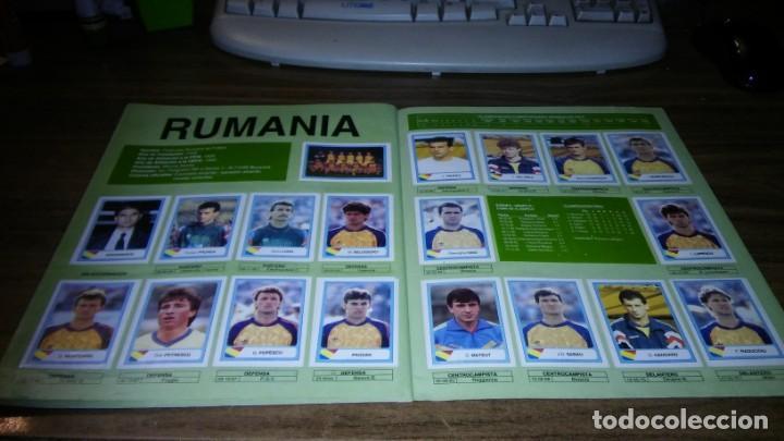 Álbum de fútbol completo: ALBUM CAMPEONATO MUNDIAL DE FÚTBOL USA 94 (EDICIONES ESTADIO) - COMPLETO (445 CROMOS) - Foto 21 - 163716986