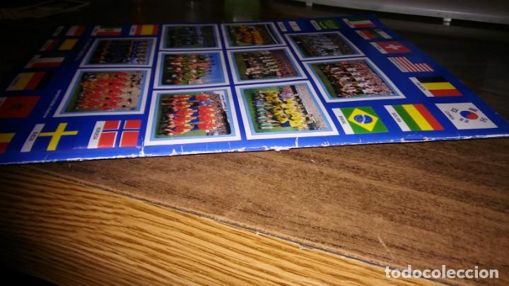 Álbum de fútbol completo: ALBUM CAMPEONATO MUNDIAL DE FÚTBOL USA 94 (EDICIONES ESTADIO) - COMPLETO (445 CROMOS) - Foto 28 - 163716986