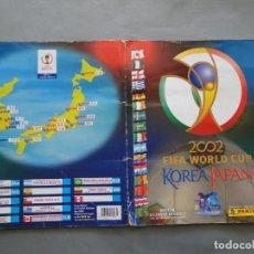 Álbum de fútbol completo: ALBUM COMPLETO FIFA WORLD CUP 2002 KOREA JAPA PANINI. Lote 163902214