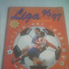 Álbum de fútbol completo: FUTBOL LIGA 96-97 PANINI ALBUM VACIO . Lote 163962466