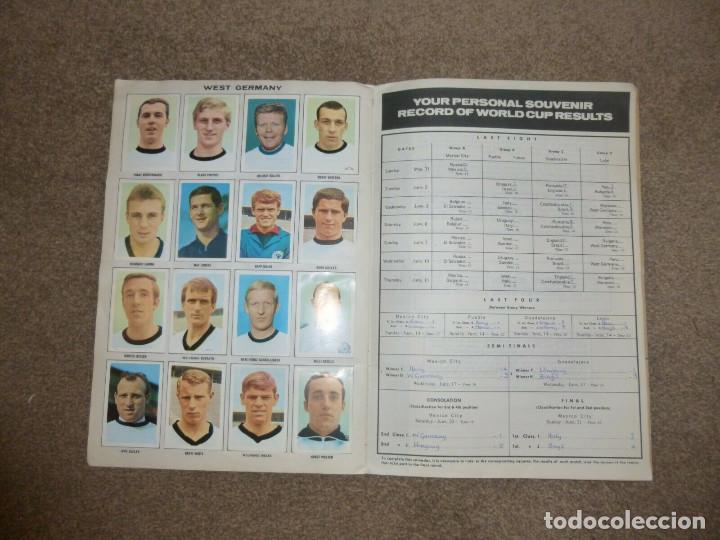 Álbum de fútbol completo: Álbum México 70 completo - Foto 4 - 195633031