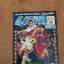 Álbum de fútbol completo: ALBUM DE FUTBOL 2011. Lote 165082825