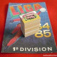 Álbum de fútbol completo: LOTE 403 CROMOS CANO 84-85 DIFERENTES SIN PEGAR. CABRERA, CAMPBELL, RUBEN BILBAO, SURJAK, PEIRANO.. Lote 52690492