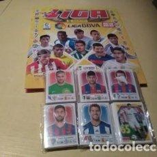 Álbum de fútbol completo: ALBUM LIGA SANTANDER 2015 16 ( EDITADO EN BRASIL Y MEXICO) ALBUM + COL. COMPLETA SINI PEGAR. Lote 178020833