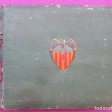 Álbum de fútbol completo: ALBUM VALENCIA CLUB DE FUTBOL, TEMPORADA 1959/60, 40 LAMINAS. Lote 166402630