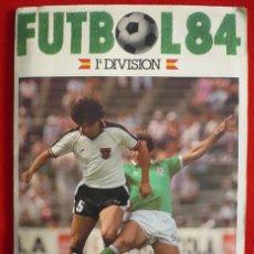 Álbum de fútbol completo - ALBUM CROMOS CANO 1983-1984. CROMOS CANO 83-84 COMPLETO. + 430 CROMOS - 166464369