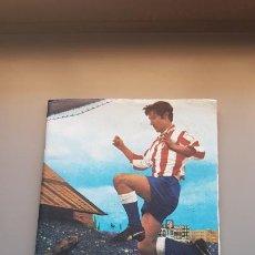 Álbum de fútbol completo: ALBUM COMPLETO Y COMO NUEVO CON POSTER COMPLETO FHER DISGRA 71 72 1971 1972. Lote 166671022