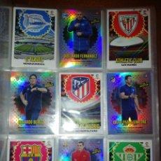 Álbum de fútbol completo: COLECCIÓN COMPLETA LIGA ESTE 18/19 PANINI. Lote 166707028