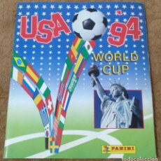Álbum de fútbol completo: ALBUM MUNDIAL FUTBOL USA 1994 (PANINI) COMPLETO.. Lote 167247004