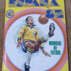 Álbum de fútbol completo: ALBUM MUNDIAL FUTBOL ESPAÑA 1982 (FHER) COMPLETO.. Lote 167248416