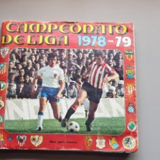 Álbum de fútbol completo: ALBUM COMPLETO FHER 1978 1979 79 70 DISGRA. Lote 167577728