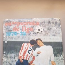 Álbum de fútbol completo: ALBUM COMPLETO LIGA FHER DISGRA 71 72 1971 1972 COMPLETO. Lote 167580274