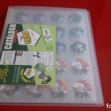 Álbum di calcio completo: COLECCION COMPLETA LIGA 2004/2005 TRICKS DE PRODUCTOS GREFUSA.RESERVADA.. Lote 167745596