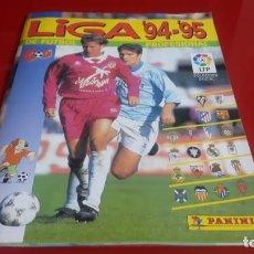 Álbum de fútbol completo: ALBUM COMPLETO LIGA 1994 1995 94 95 PANINI. Lote 167754404