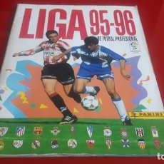 Álbum de fútbol completo: ALBUM COMPLETO LIGA 1995 1996 95 96 PANINI. Lote 167755464