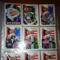 Álbum de fútbol completo: COLECCIÓN COMPLETA LIGA ESTE 15/16 PANINI. Lote 167853744