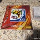 Álbum de fútbol completo: ÁLBUM DE CROMOS WORLD CUP SOUTH ÁFRICA 2010 COMPLETO SIN PEGAR PANINI . Lote 168237072