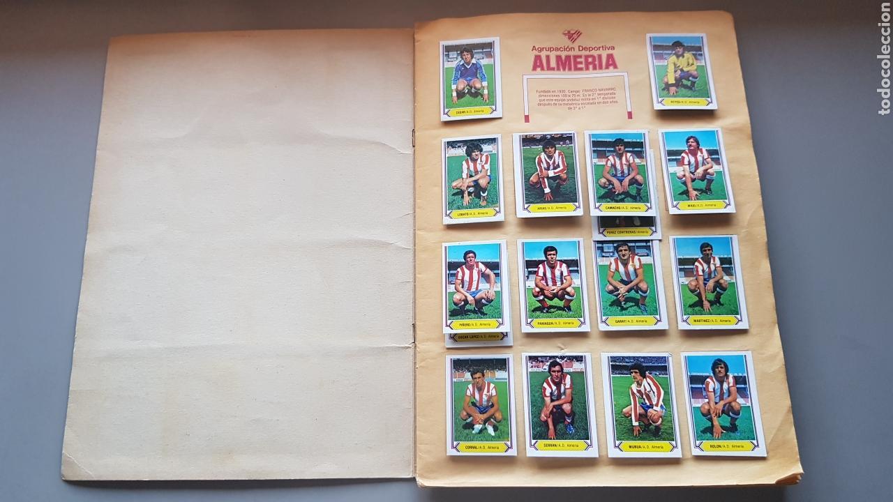 Álbum de fútbol completo: ALBUM TODO EDITADO COMPLETO 80 81 1980 1981 CON LOS 4 PINTADOS - Foto 2 - 168323765