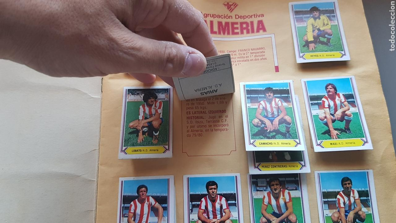 Álbum de fútbol completo: ALBUM TODO EDITADO COMPLETO 80 81 1980 1981 CON LOS 4 PINTADOS - Foto 3 - 168323765