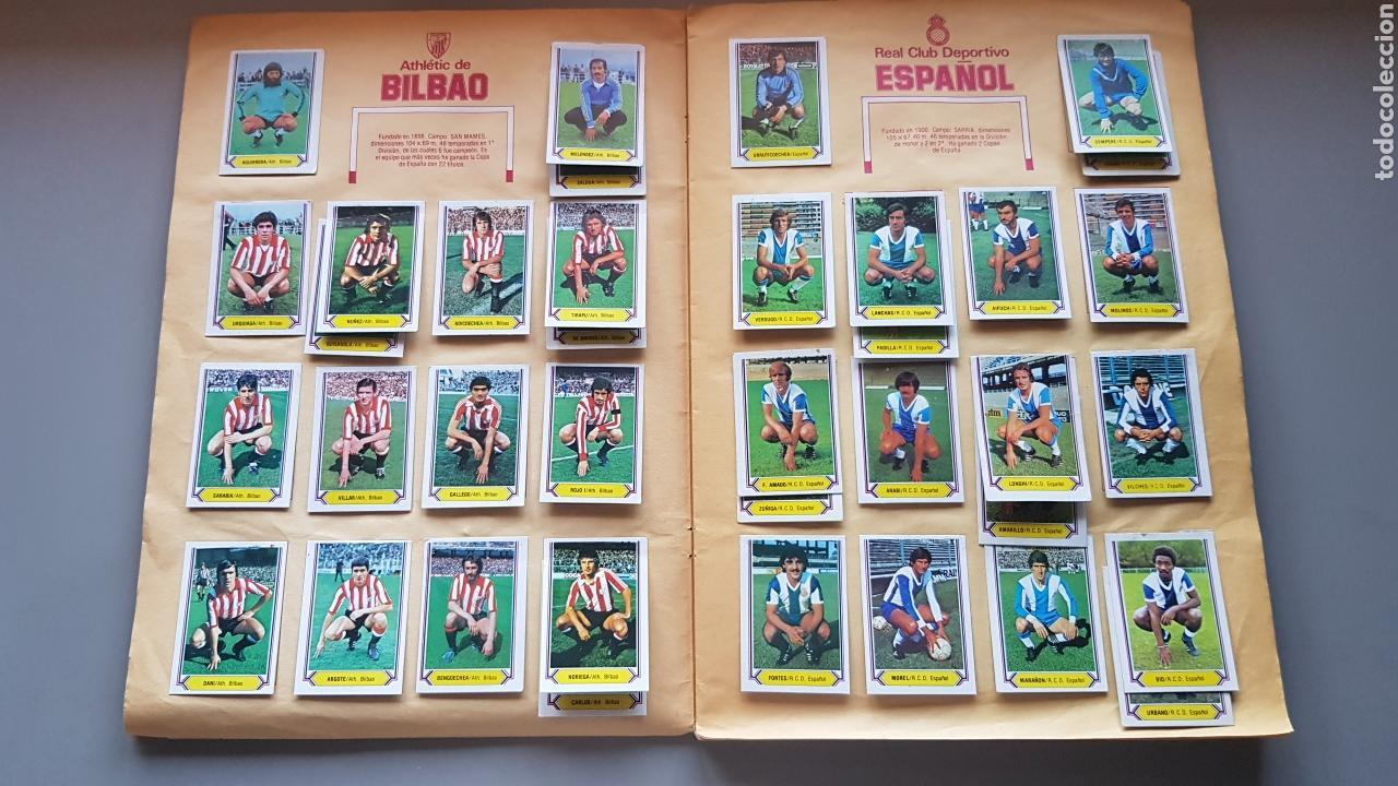 Álbum de fútbol completo: ALBUM TODO EDITADO COMPLETO 80 81 1980 1981 CON LOS 4 PINTADOS - Foto 5 - 168323765