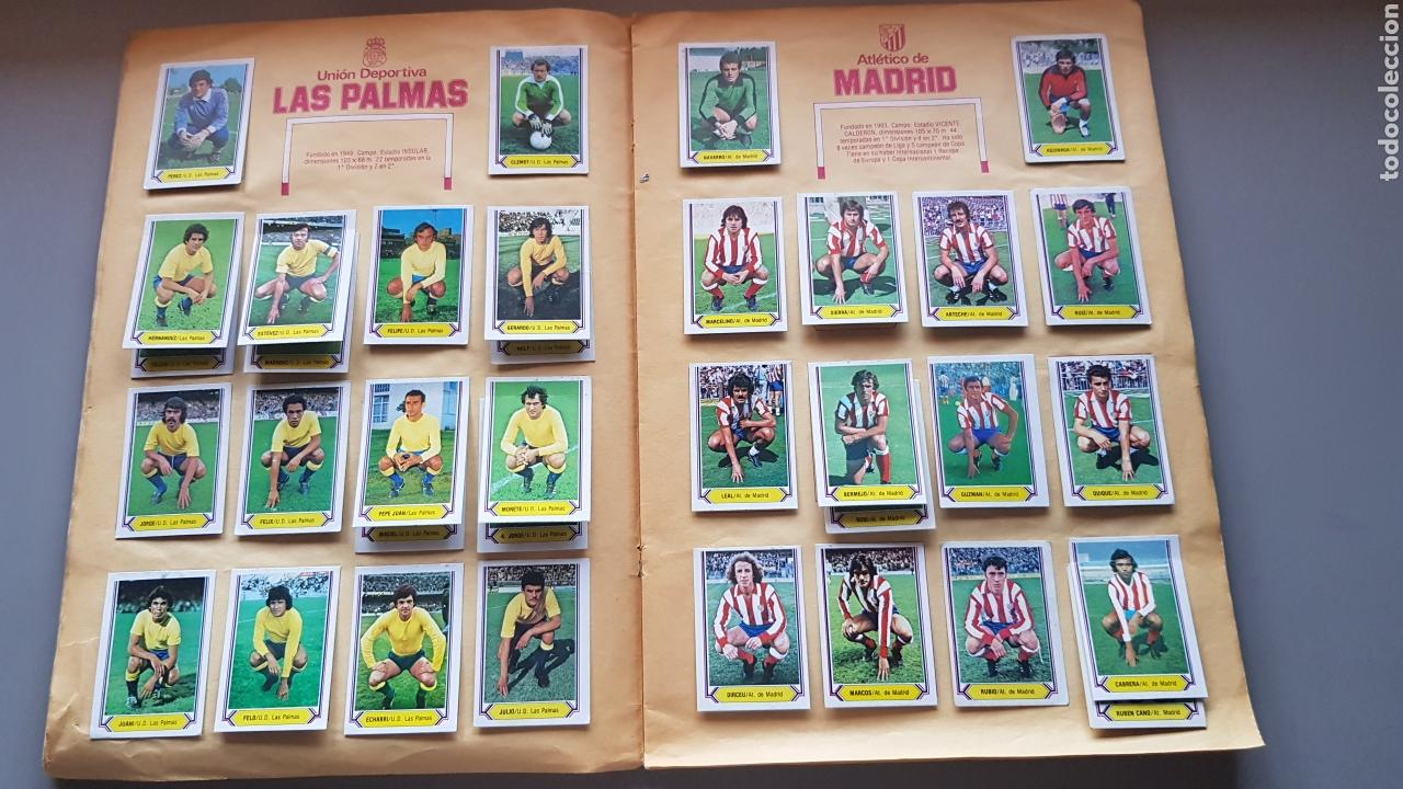 Álbum de fútbol completo: ALBUM TODO EDITADO COMPLETO 80 81 1980 1981 CON LOS 4 PINTADOS - Foto 7 - 168323765