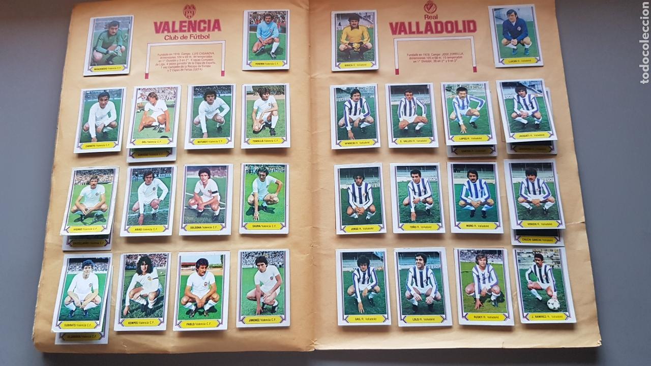 Álbum de fútbol completo: ALBUM TODO EDITADO COMPLETO 80 81 1980 1981 CON LOS 4 PINTADOS - Foto 13 - 168323765