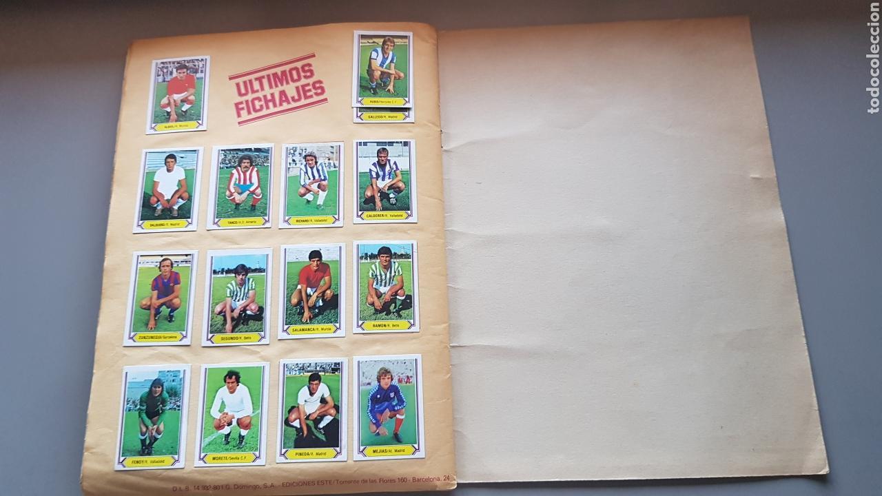 Álbum de fútbol completo: ALBUM TODO EDITADO COMPLETO 80 81 1980 1981 CON LOS 4 PINTADOS - Foto 15 - 168323765