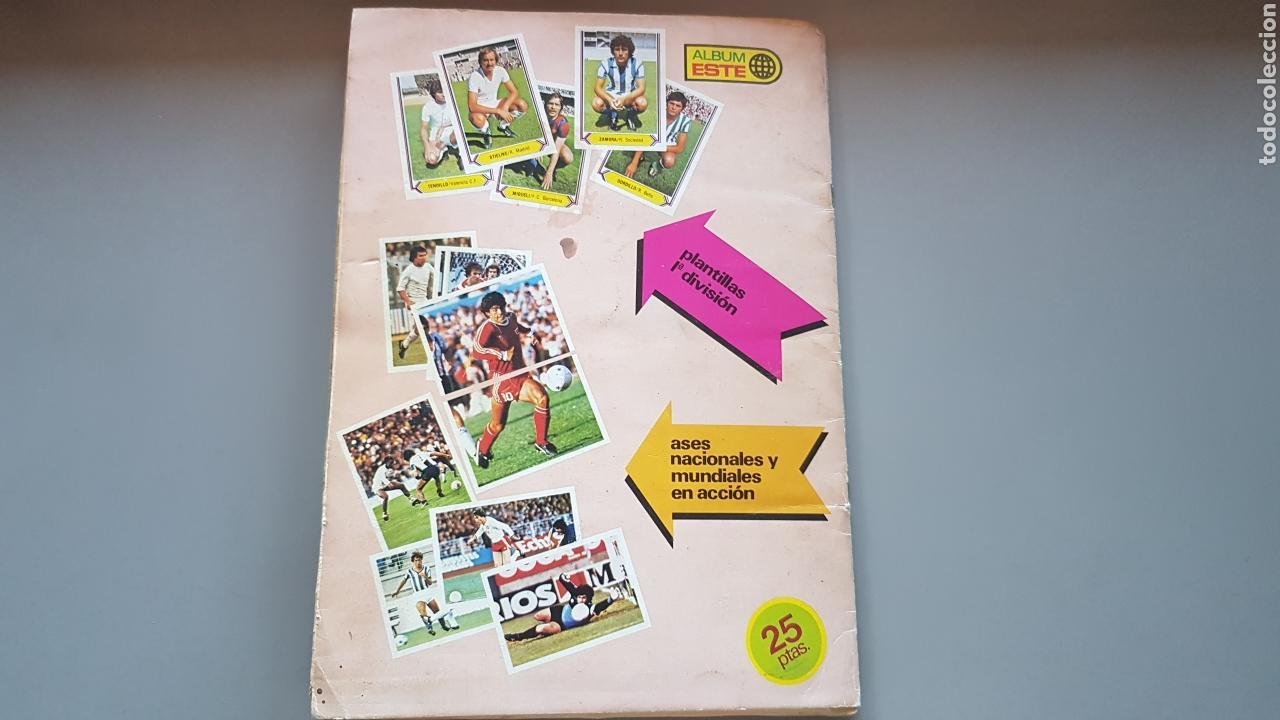 Álbum de fútbol completo: ALBUM TODO EDITADO COMPLETO 80 81 1980 1981 CON LOS 4 PINTADOS - Foto 16 - 168323765