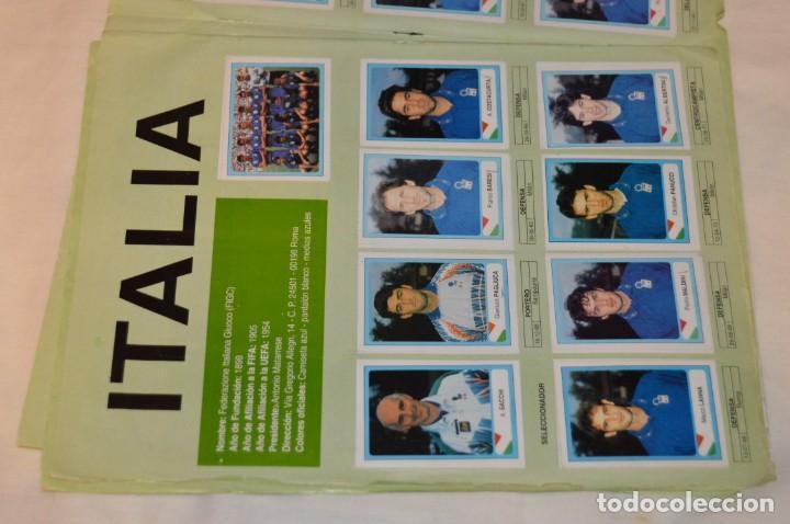 Álbum de fútbol completo: Álbum / CAMPEONATO MUNDIAL DE FÚTBOL USA 94 - Ediciones ESTADIO - COMPLETO ¡Mira, todo fotografiado! - Foto 2 - 168922414