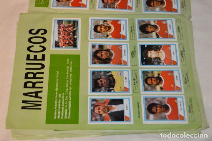 Álbum de fútbol completo: Álbum / CAMPEONATO MUNDIAL DE FÚTBOL USA 94 - Ediciones ESTADIO - COMPLETO ¡Mira, todo fotografiado! - Foto 4 - 168922414