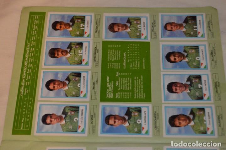 Álbum de fútbol completo: Álbum / CAMPEONATO MUNDIAL DE FÚTBOL USA 94 - Ediciones ESTADIO - COMPLETO ¡Mira, todo fotografiado! - Foto 7 - 168922414