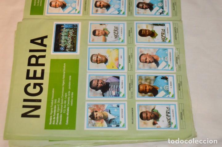 Álbum de fútbol completo: Álbum / CAMPEONATO MUNDIAL DE FÚTBOL USA 94 - Ediciones ESTADIO - COMPLETO ¡Mira, todo fotografiado! - Foto 8 - 168922414