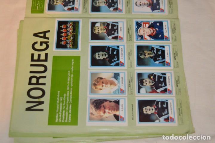 Álbum de fútbol completo: Álbum / CAMPEONATO MUNDIAL DE FÚTBOL USA 94 - Ediciones ESTADIO - COMPLETO ¡Mira, todo fotografiado! - Foto 10 - 168922414