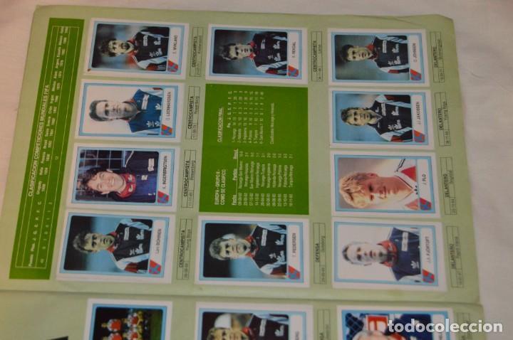 Álbum de fútbol completo: Álbum / CAMPEONATO MUNDIAL DE FÚTBOL USA 94 - Ediciones ESTADIO - COMPLETO ¡Mira, todo fotografiado! - Foto 11 - 168922414