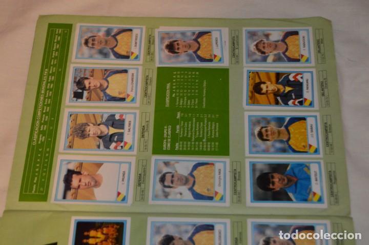 Álbum de fútbol completo: Álbum / CAMPEONATO MUNDIAL DE FÚTBOL USA 94 - Ediciones ESTADIO - COMPLETO ¡Mira, todo fotografiado! - Foto 13 - 168922414