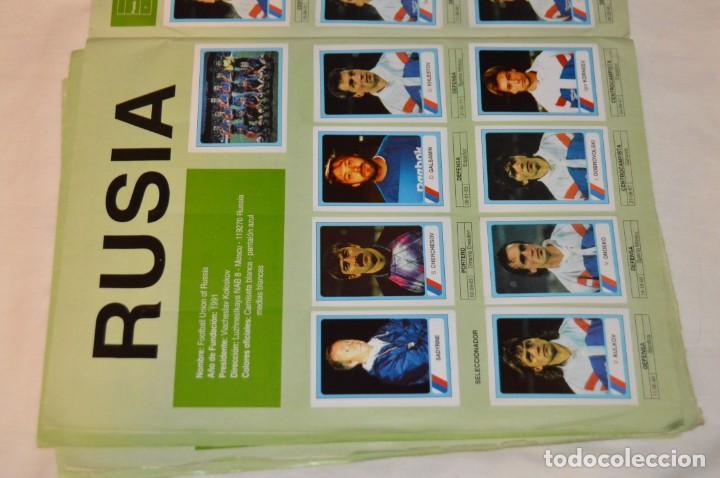 Álbum de fútbol completo: Álbum / CAMPEONATO MUNDIAL DE FÚTBOL USA 94 - Ediciones ESTADIO - COMPLETO ¡Mira, todo fotografiado! - Foto 14 - 168922414
