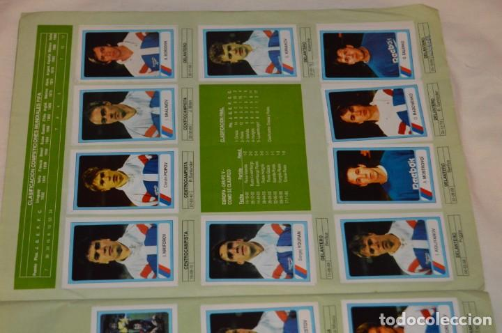 Álbum de fútbol completo: Álbum / CAMPEONATO MUNDIAL DE FÚTBOL USA 94 - Ediciones ESTADIO - COMPLETO ¡Mira, todo fotografiado! - Foto 15 - 168922414