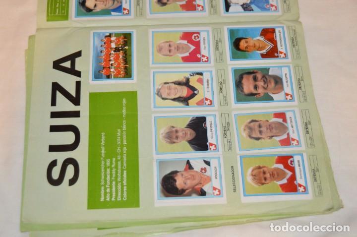 Álbum de fútbol completo: Álbum / CAMPEONATO MUNDIAL DE FÚTBOL USA 94 - Ediciones ESTADIO - COMPLETO ¡Mira, todo fotografiado! - Foto 18 - 168922414