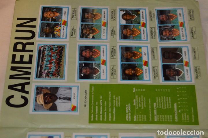 Álbum de fútbol completo: Álbum / CAMPEONATO MUNDIAL DE FÚTBOL USA 94 - Ediciones ESTADIO - COMPLETO ¡Mira, todo fotografiado! - Foto 21 - 168922414