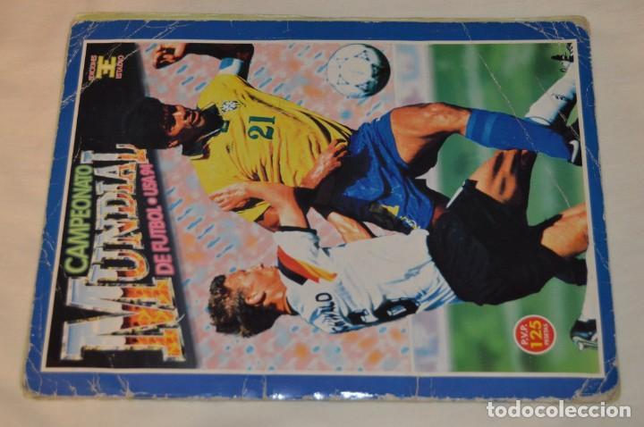 Álbum de fútbol completo: Álbum / CAMPEONATO MUNDIAL DE FÚTBOL USA 94 - Ediciones ESTADIO - COMPLETO ¡Mira, todo fotografiado! - Foto 25 - 168922414