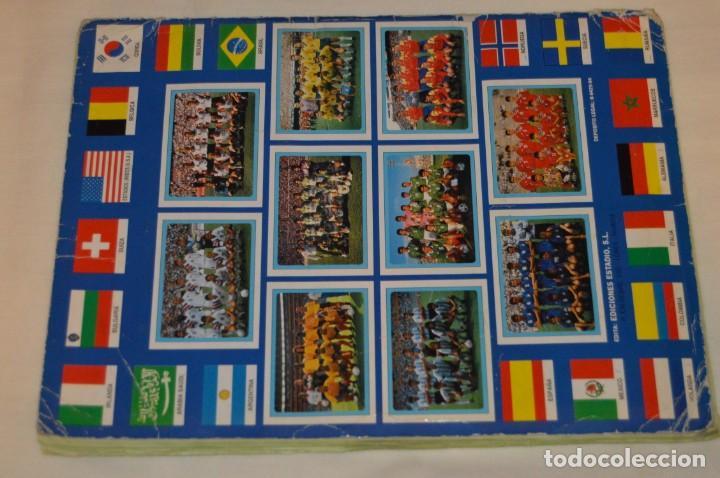 Álbum de fútbol completo: Álbum / CAMPEONATO MUNDIAL DE FÚTBOL USA 94 - Ediciones ESTADIO - COMPLETO ¡Mira, todo fotografiado! - Foto 26 - 168922414